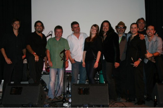 n evening we will never forget: Our gig on the 12th of August 2012 when playing a support set for the USA/Texas-based and multiply awarded band Del Castillo with their fascinating blend of Flamenco, Rock, Latin, Blues and World music.